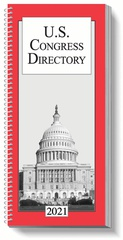 2021 US Congress Directory