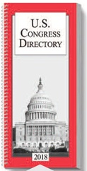 2018 US Congress Directory
