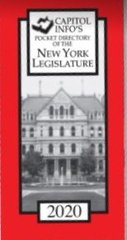 2020 Pocket Directory of the New York Legislature