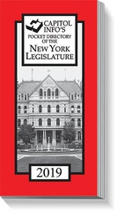 2019 Pocket Directory of the New York Legislature